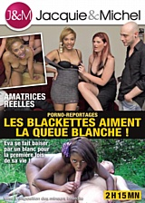Les blackettes aiment la queue blanche !