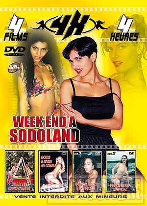 dvd Week end à sodoland (4 films)