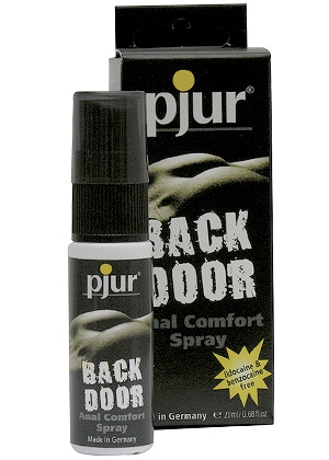 aphrodisiaque Spray anal Back Door